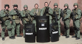 Harrison County Sheriff's Department